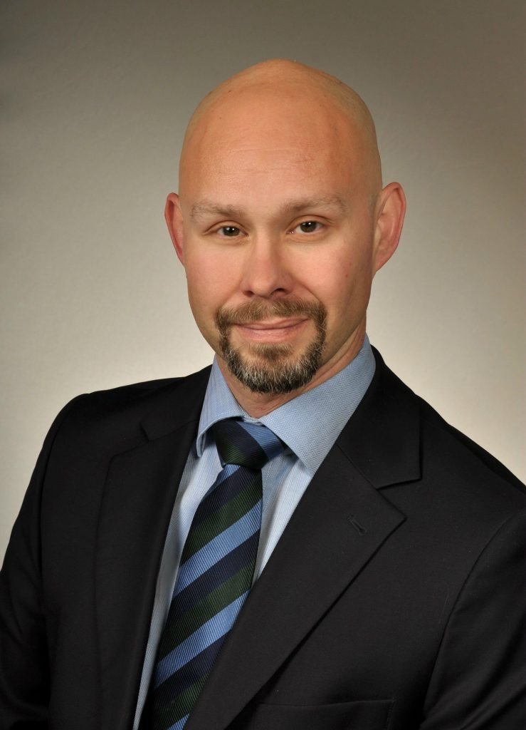 Markus Schaible Portrait